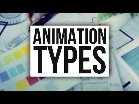 Animation and Its Types
