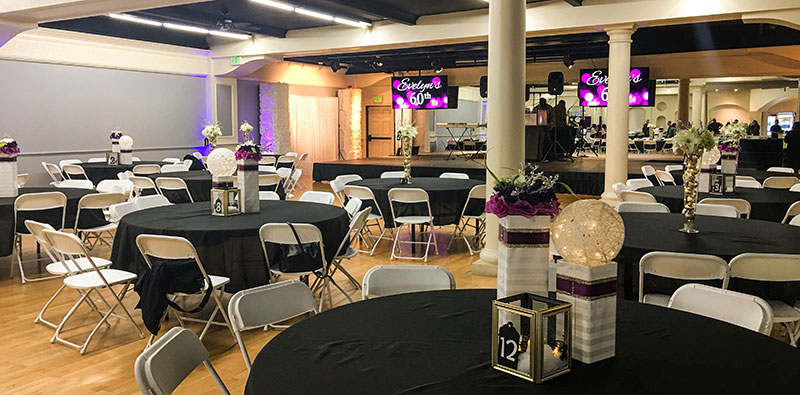 Importance of choosing an event venue near you