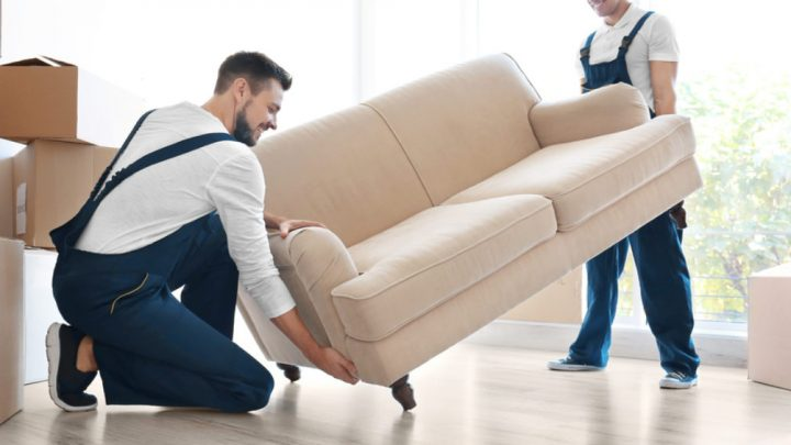 What to do in the first place when you move