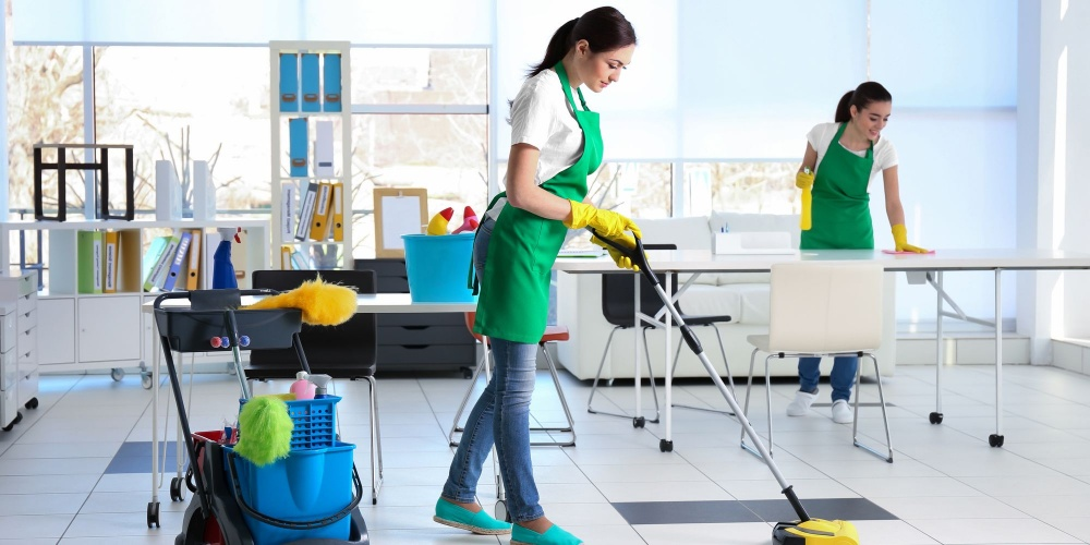 Types of cleaning services offered by cleaning companies