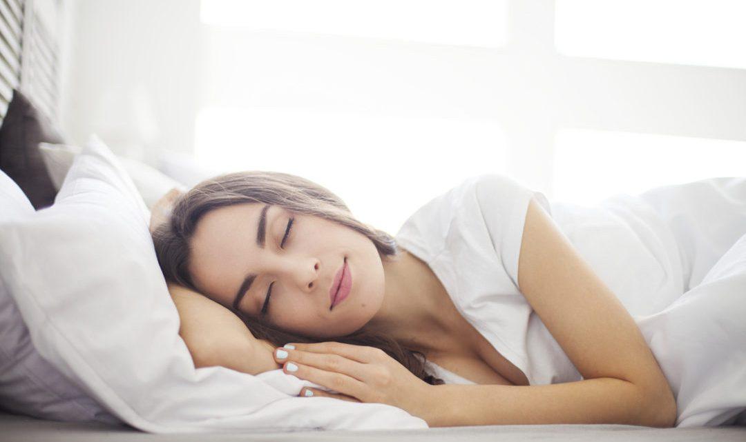 Things that help in getting better sleep
